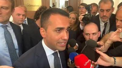 """Di Maio chiama Salvini """"quell'altro..."""""""