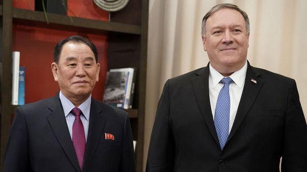 U.S.' Pompeo hopes for North Korea talks soon, no leaders' summit planned