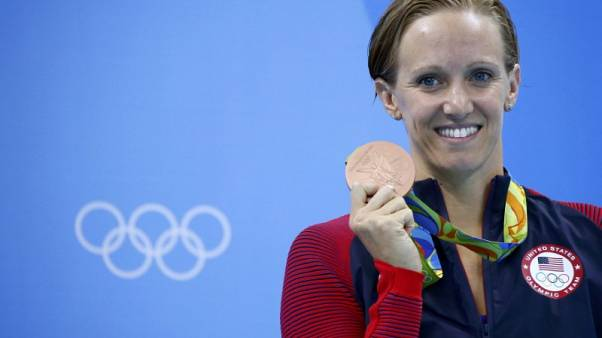 Swimming: American Vollmer announces retirement from competing