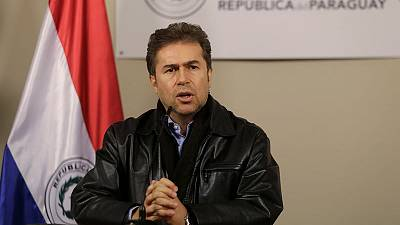 Paraguay foreign minister resigns after Brazil energy deal outcry