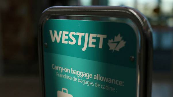Canada's WestJet Airlines schedule without Boeing 737 MAX until November 4