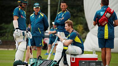 Australia aim to pour cold water on England's summer
