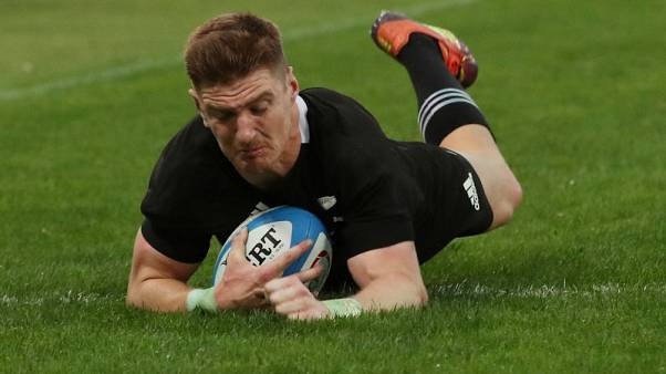 Rugby: Youngest Barrett re-signs with New Zealand to 2022