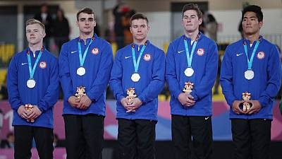 U.S. take charge at Pan Am Games