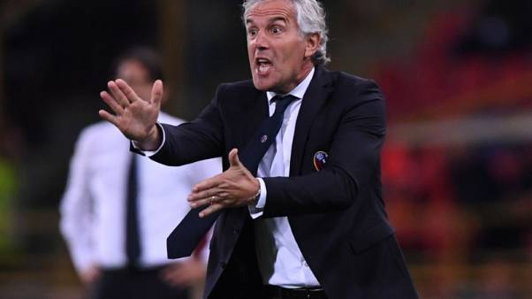 Donadoni replaces Lopez Caro at Shenzhen helm