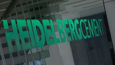 HeidelbergCement confirms outlook despite slightly weaker market
