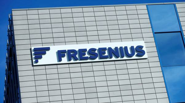 Fresenius raises full-year outlook after second-quarter meets expectations