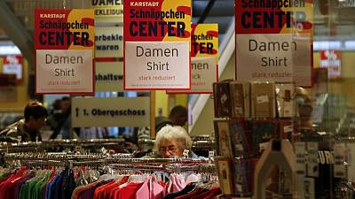 German consumer morale drops as recession fears spread, GfK says