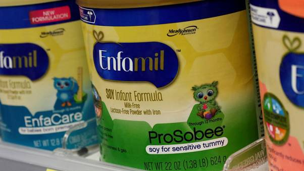 Reckitt Benckiser sales miss as China infant formula demand slows