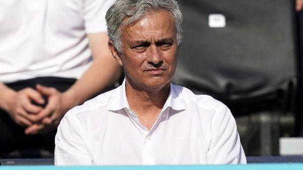 Mourinho, ho tempo libero,non me lo godo
