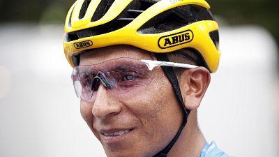 """Quintana """"Mi aspettavo di più al Tour"""""""