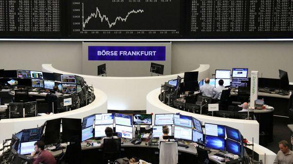 أسهم أوروبا تتراجع بفعل باير ولوفتهانزا، وفايننشال تايمز يصعد