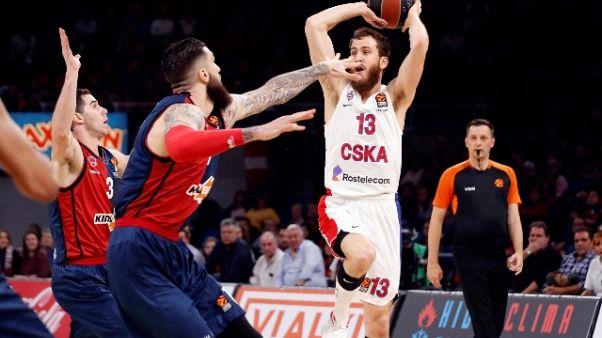 Basket: Ax annuncia Rodriguez