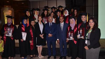 Twenty Egyptian Women Graduate from USAID-Funded Science, Technology, Engineering, and Mathematics (STEM) Programs