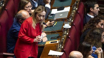Meloni: ora voto e poi governo Lega-FdI