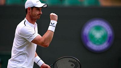 Murray closer than he thought to singles return