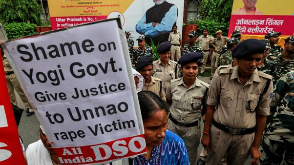'India Ashamed': Outrage grows over ruling party lawmaker accused of rape