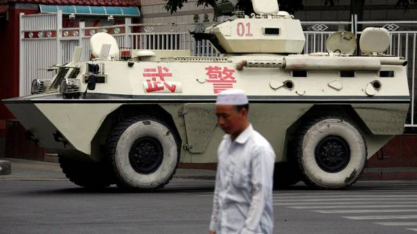 China says most people in Xinjiang camps have 'returned to society'