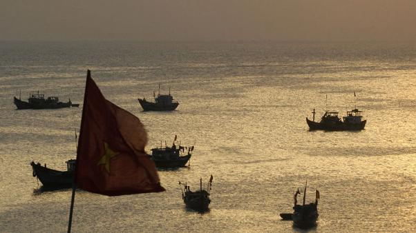 Vietnamese fishermen call for action against China