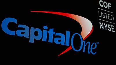 Capital One shares drop on questions over hack