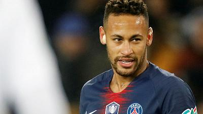 Brazil police recommend no charges for Neymar in rape case