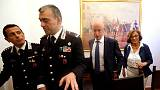 Americans accused of Rome murder reacted with tears, disbelief - prosecutor