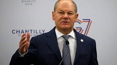 Germany's Scholz seeks to calm Gulf tension - newspapers