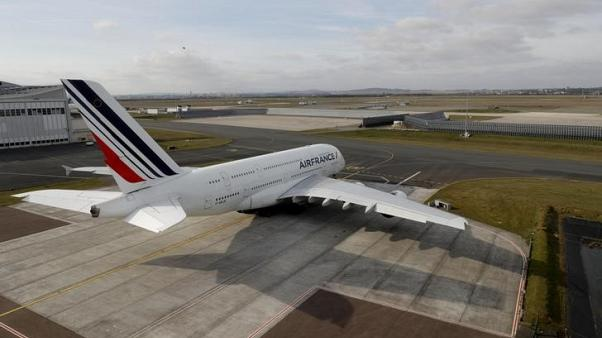 Air France KLM to replace A380 planes with newer Airbus models