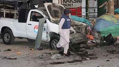الشرطة: مقتل 5 في انفجار بمدينة كويتا الباكستانية