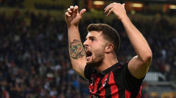 Soccer: Wolves sign Italian forward Cutrone from AC Milan