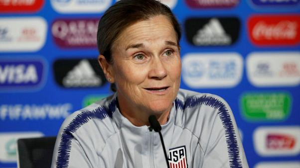 Soccer: Ellis to step down as head coach of U.S. women's team