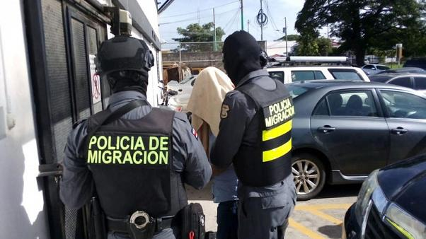 Costa Rica and Panama bust migrant-smuggling ring, arrest dozens