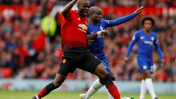 Manchester United s Bailly out until Christmas after knee operation