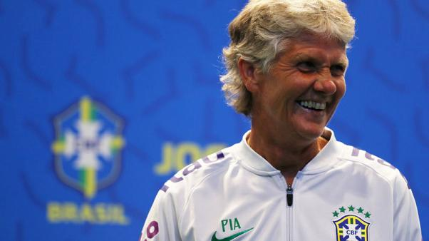 Soccer: Swedish coach aims to add new elements to Brazilian flair