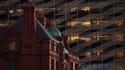 Irish central bank raises growth forecast