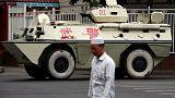 """الصين :معظم الأشخاص في معسكرات شينجيانغ """"عادوا للمجتمع"""""""