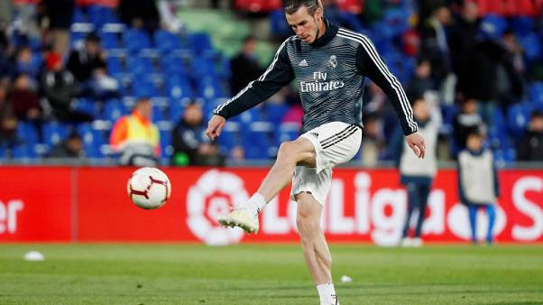 Bale wasn't fit for Real's Munich trip, says Zidane
