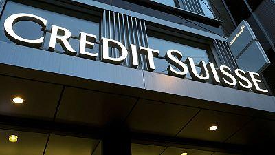 Credit Suisse confirms 2019 target after second-quarter net profit jumps 45%