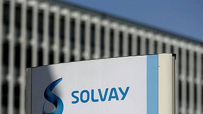Solvay beats second-quarter sales, profit estimates despite lower volumes