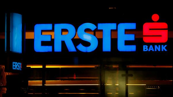 Erste Group's second-quarter profit down 19% due to provisions for lost legal case