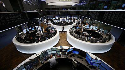 European second-quarter earnings estimates improve, now seen rising