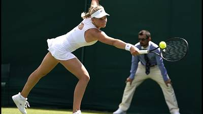 Tennis: Camila Giorgi ok a Washington