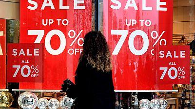 German retail sales post biggest monthly jump since December 2006