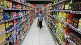 French inflation eased in July compared to the previous month