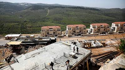 Israel announces new homes for settlers, Palestinians in West Bank ahead of Kushner visit