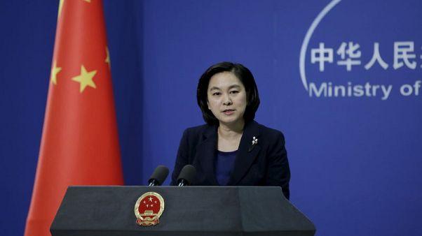 الصين تأمل في جهود من أمريكا وكوريا الشمالية لنزع السلاح النووي