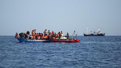 Alan Kurdi salva 40 migranti dalla Libia