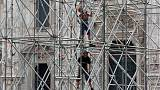 Italy's economy stagnates in second quarter after marginal first quarter growth