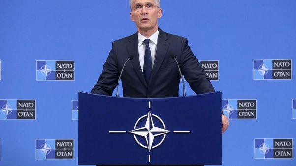 الأمين العام لحلف الأطلسي: لم نتلق طلبا لبدء مهمة في مضيق هرمز