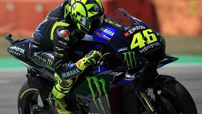 "Rossi già pensa al 2020 ""lunedì i test"""